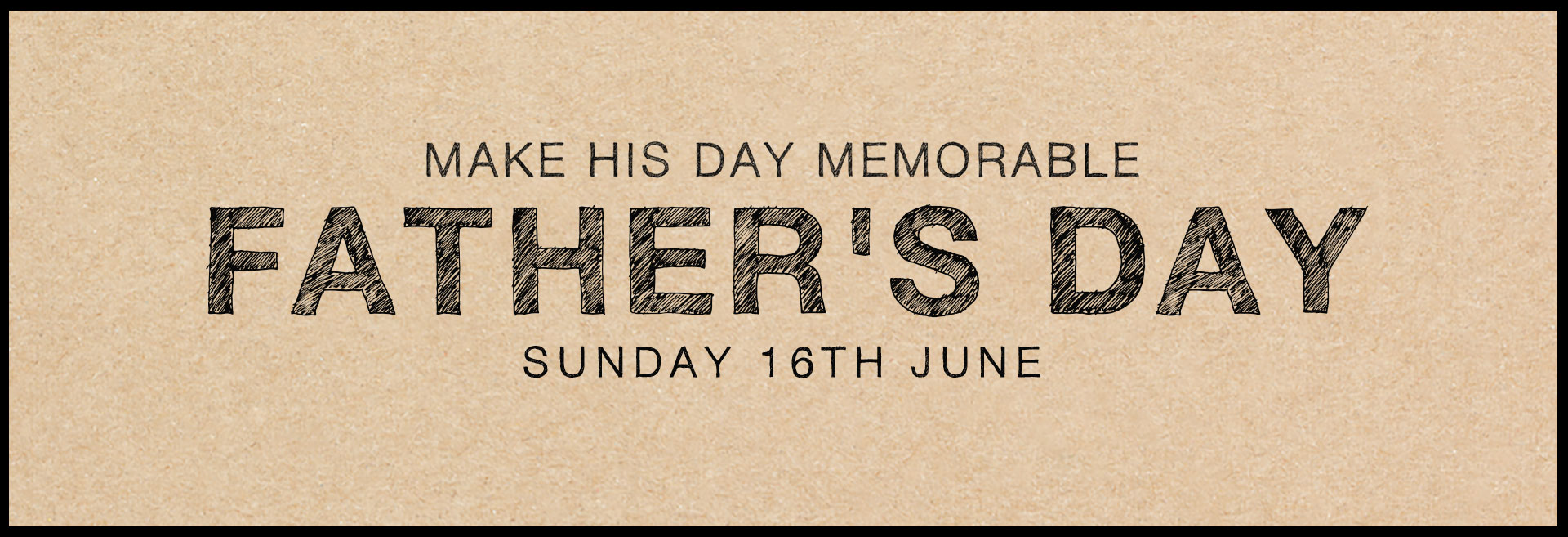 Father's Day at The Albion Hotel