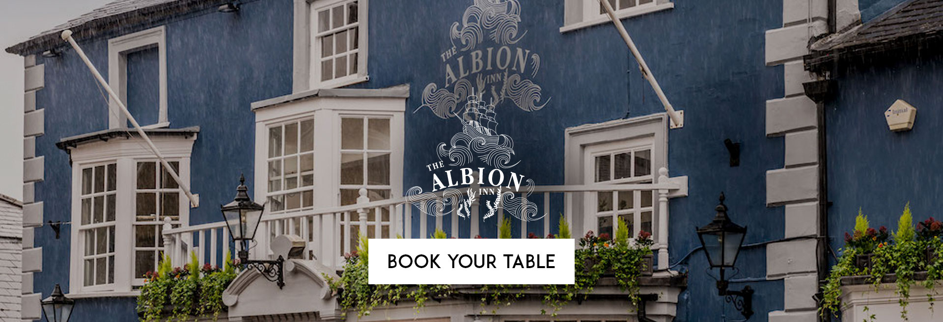 Book Your Table at The Albion Hotel
